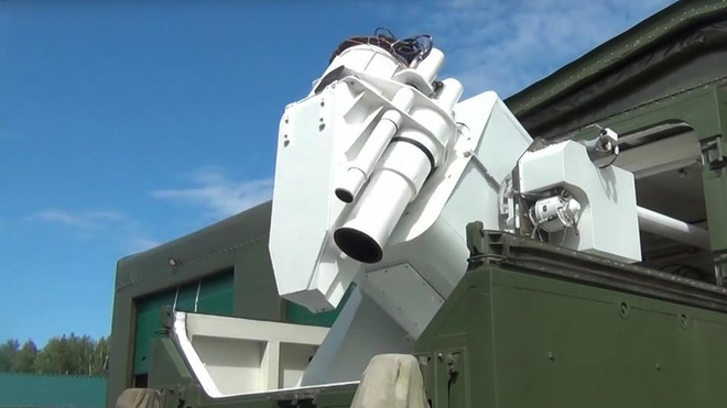 TT Putin: Vu khi laser se quyet dinh suc manh quan su Nga the ky 21 hinh anh 1