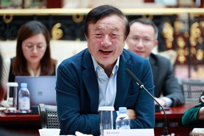 cam ban cong nghe cho Huawei anh 1