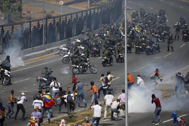 Nga ung ho Venezuela anh 1