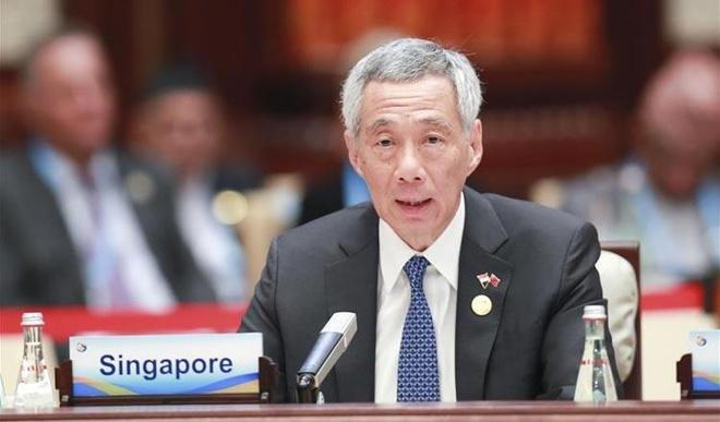 Viet Nam phan bac phat bieu cua thu tuong Singapore o Shangri-La hinh anh 1
