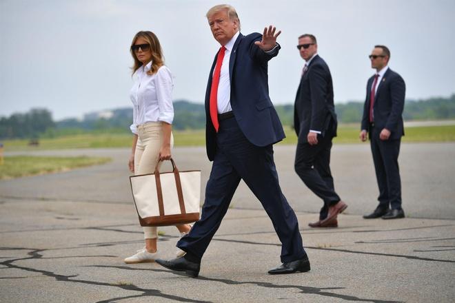 Phat bieu sai o le mung quoc khanh, TT Trump do loi cho mua hinh anh 1