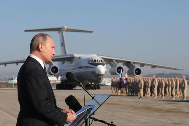 'Dai ban doanh' cua Nga o Syria lien tuc bi ten lua, drone tan cong hinh anh 2