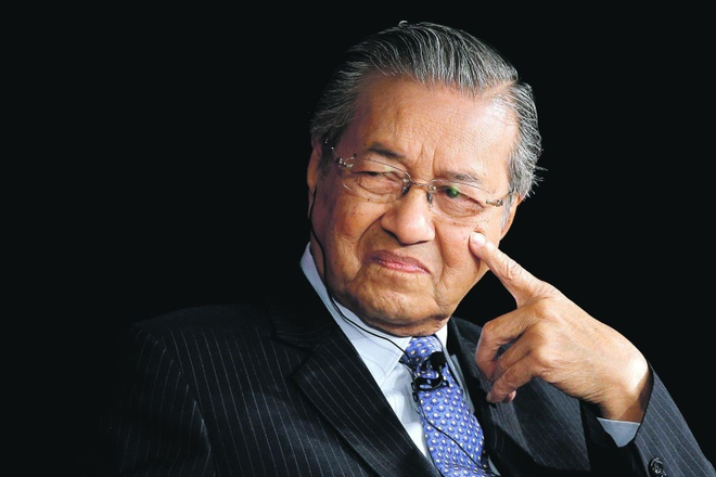 Thu tuong Malaysia Mahathir Mohamad tham chinh thuc Viet Nam hinh anh 1