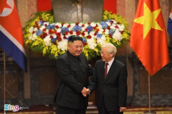 kim jong un muon hop tac voi Viet Nam anh 1