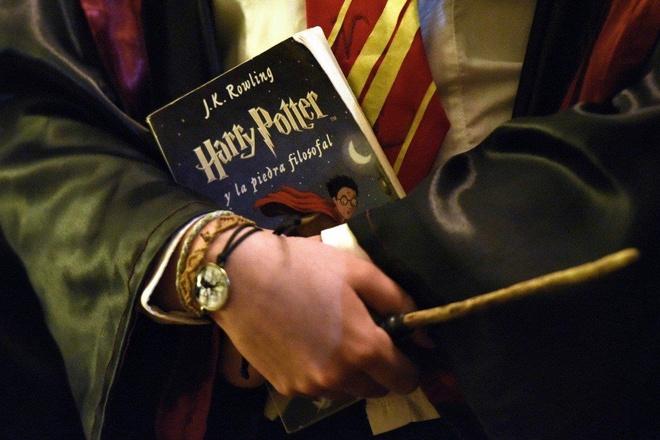 cam truyen Harry Potter anh 1