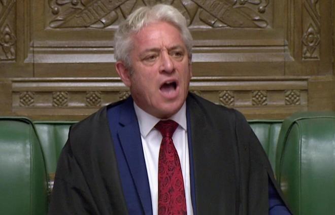 Quoc hoi Anh chan bo phieu thoa thuan Brexit cua ong Boris Johnson hinh anh 1