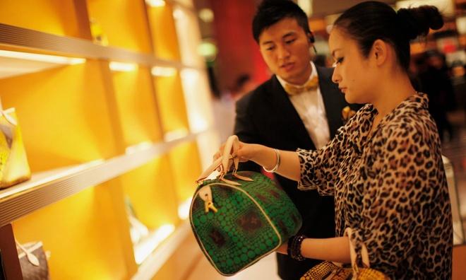 Trung Quốc vượt Mỹ về số người giàu nhất thế giới