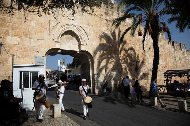 Israel xay cap treo di qua Jerusalem, nguoi Palestine tuc gian hinh anh 1