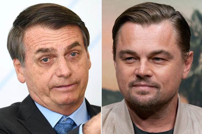 tong thong Brazil vu khong Leonardo DiCaprio anh 2