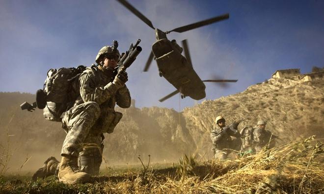 Nguoi My bi lua doi suot 18 nam cuoc chien Afghanistan hinh anh 1 3888_AFP.jpg