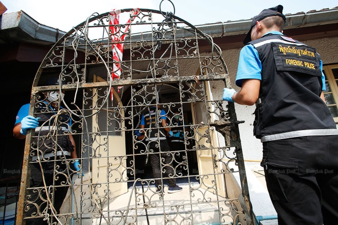 Tim thay 288 khuc xuong duoi ao o Bangkok gan nha nghi pham giet nguoi hinh anh 3 cong_metal_Bangkok_Post.jpg