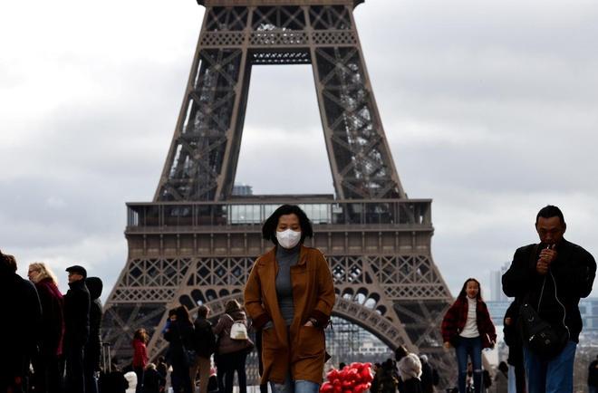 Pháp: Tình hình dịch bệnh 'đang xấu đi rất nhanh' - Thế giới ...