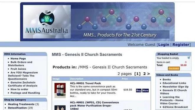 Nha tho Australia bi phat vi ban chat tay 'than ky' chua Covid-19 hinh anh 1 mms_australia_website.jpg