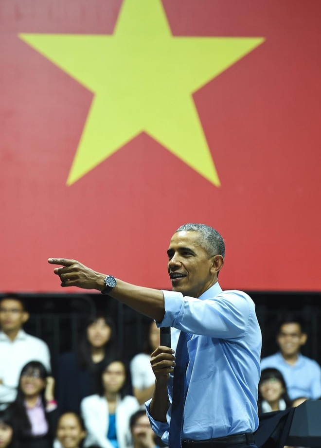 'Tròn 25 năm, quan hệ Việt - Mỹ nay đã ở tầm chiến lược'