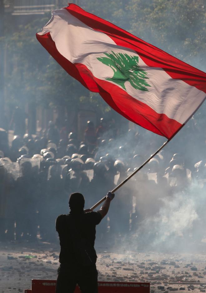 Bi kịch của Lebanon sau vụ nổ thảm khốc ở Beirut