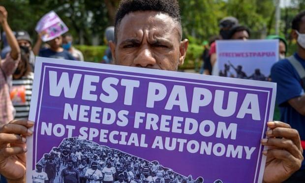 papua doi doc lap khoi Indonesia anh 2