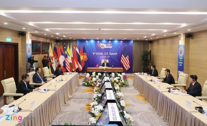 hoi nghi cap cao ASEAN My anh 2