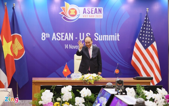 hoi nghi cap cao ASEAN My anh 3