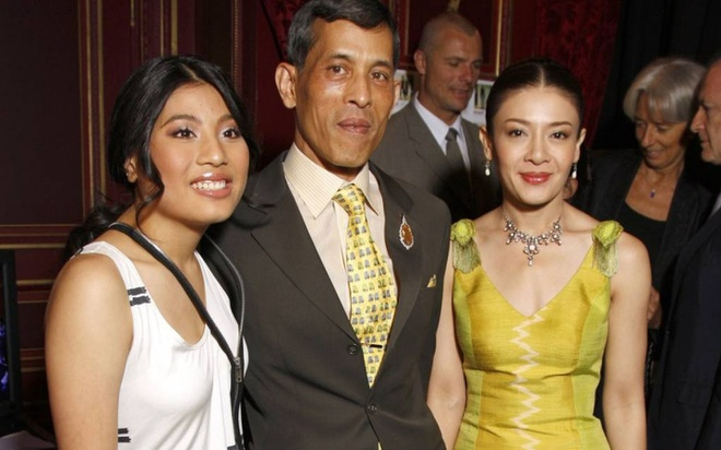 Cong chua Thai va phong cach thoi trang noi bat nhu fashionista hinh anh 1