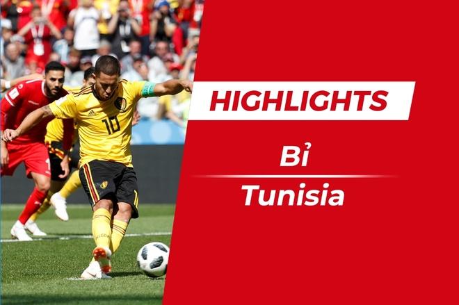 Highlights Bi 5-2 Tunisia: Ghi ban lien tiep hinh anh