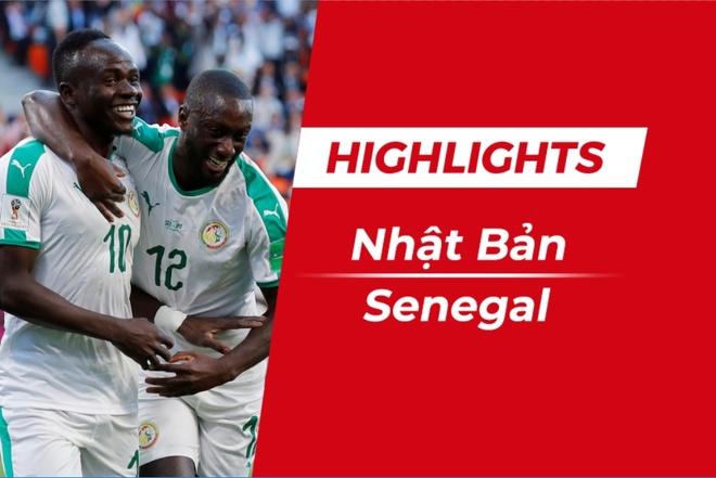 Highlighs Nhat Ban 2-2 Senegal: Ghi ban dang cap hinh anh