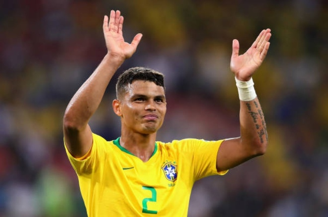 Thiago Silva: 'Brazil dang tien bo qua tung tran' hinh anh