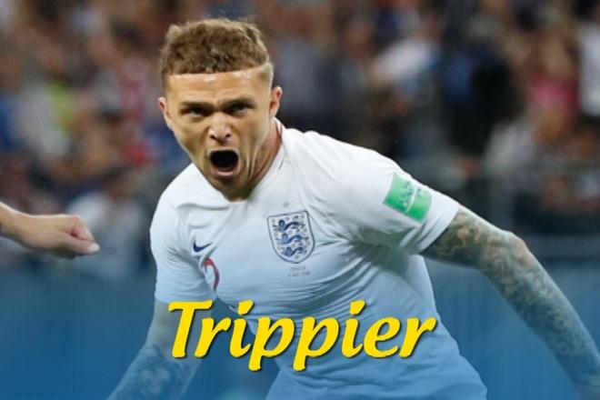 Sieu pham cua Trippier va loat ban thang tai ban ket World Cup 2018 hinh anh