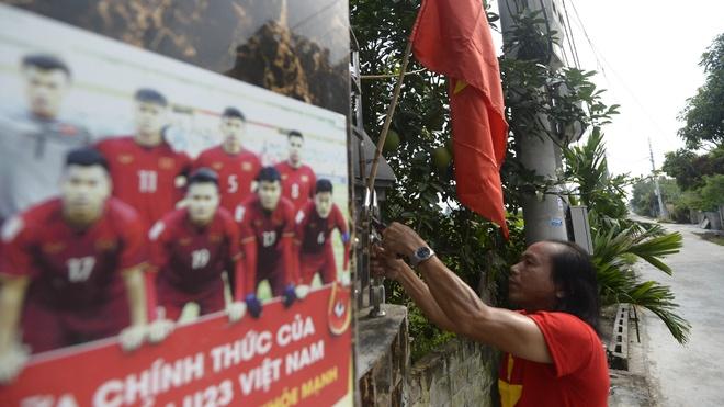 Nguoi ham mo: 'Olympic Viet Nam se thang 1-0 va Van Thanh se ghi ban' hinh anh
