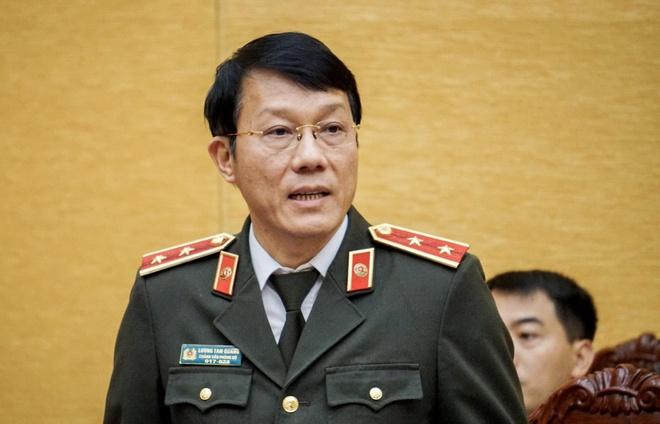 Bo Cong an se lam ro nhung nghi van ve Asanzo hinh anh