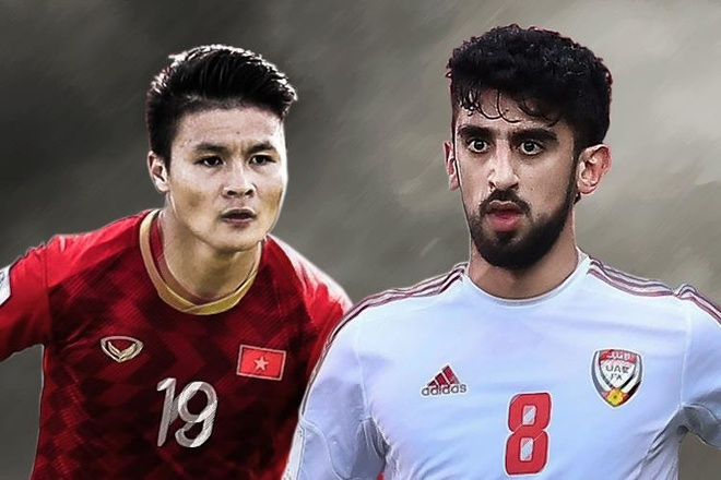 Video truc tiep vong loai World Cup 2022: Viet Nam - UAE hinh anh