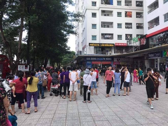 Chay may giat tren tang 31, hang tram cu dan HH Linh Dam bo chay hinh anh 2