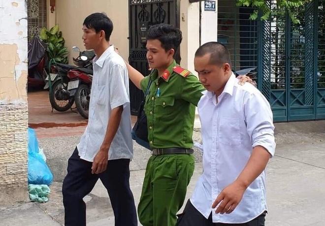 Cong an truc xuat 2 nguoi chiem giu nha o 29 Nguyen Binh Khiem hinh anh