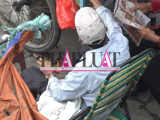 Nhom moc tui o Suoi Tien dien kich danh lua nan nhan hinh anh 3
