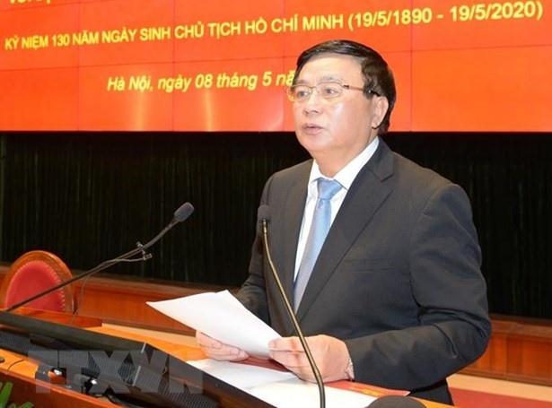 Nhan thuc sau sac nhung gia tri di san to lon cua Chu tich Ho Chi Minh hinh anh 3 ttxvn_0805_nguyen_xuan_thang.jpg
