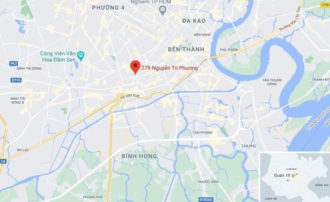 cay do tren duong Nguyen Tri phuong anh 2