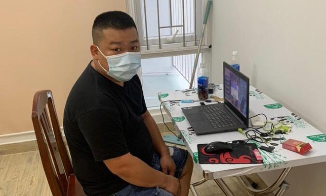 Trung Quoc nhap canh trai phep vao TP.HCM anh 2