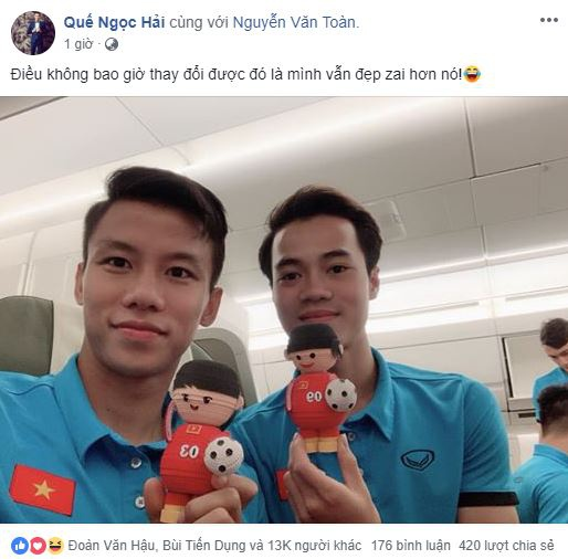 'Song Duc' tinh cam, Duc Chinh tran an nguoi ham mo truoc khi ve nuoc hinh anh 5