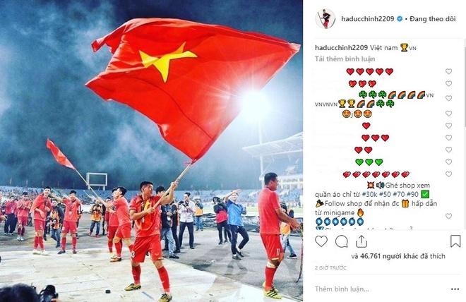 Sau khi vo dich AFF Cup 2018, cau thu tuyen Viet Nam dang lam gi? hinh anh 1
