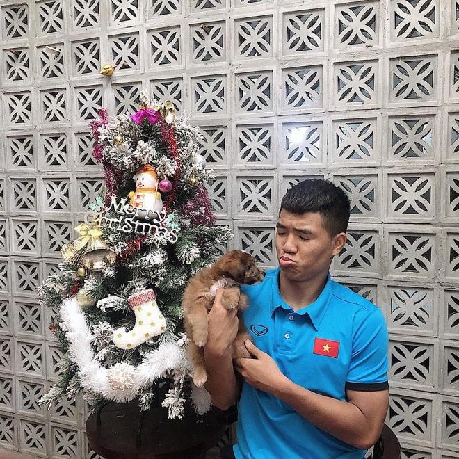 Tuyen thu Viet Nam gui loi chuc mung Giang sinh den nguoi ham mo hinh anh 9