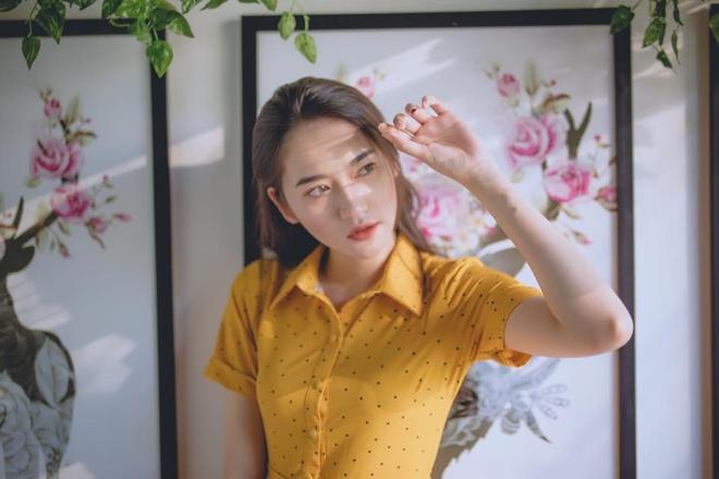 Ban gai hoa khoi cao 1,74 m cua cau thu Dinh Thanh Binh hinh anh 11