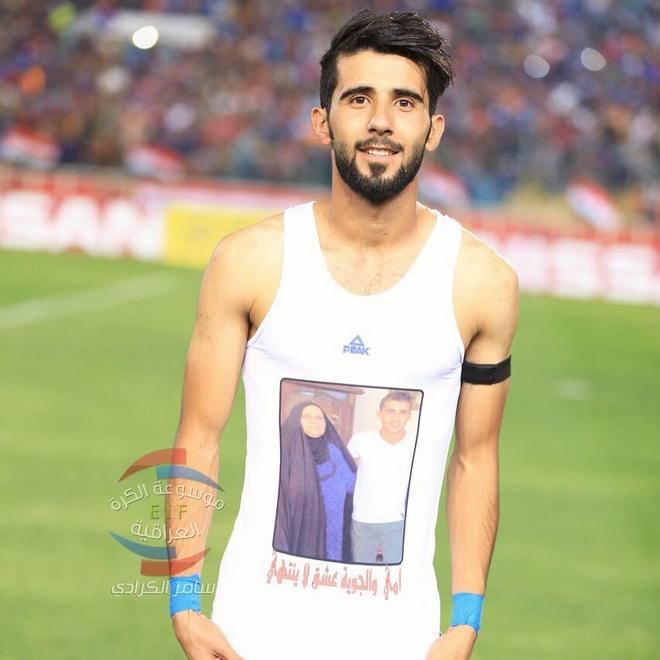 Doi truong U23 Iraq co ve ngoai lich lam, hut 600.000 fan tren mang hinh anh 16