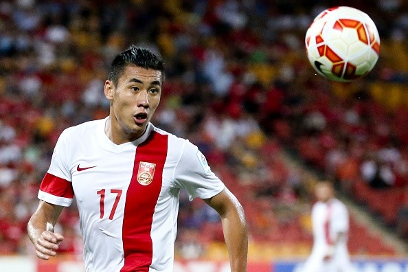 Chang cau thu dat gia nhat Trung Quoc tham du Asian Cup 2019 la ai? hinh anh