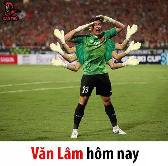 Anh che 'nguoi nhen' Lam Tay toa sang o tran tu ket Asian Cup 2019 hinh anh 3
