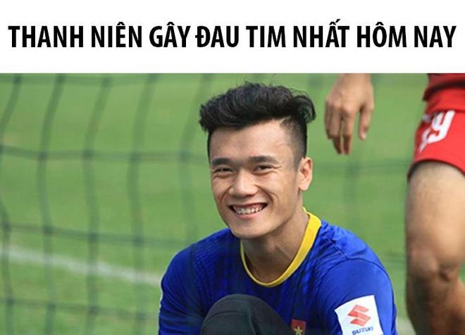 'Than phut cuoi' khien dan mang dau tim khi U23 Viet Nam gap Indonesia hinh anh 7