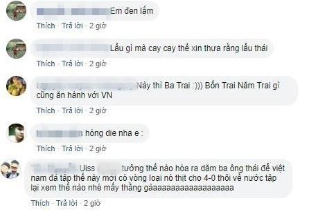 Dan mang 'lam loan' Facebook cau thu Thai Lan choi xau Dinh Trong hinh anh 2