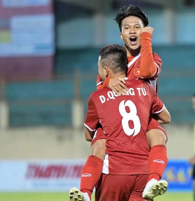 Tien dao 10X ghi ban thang duy nhat vao luoi U19 Thai Lan la ai? hinh anh 2
