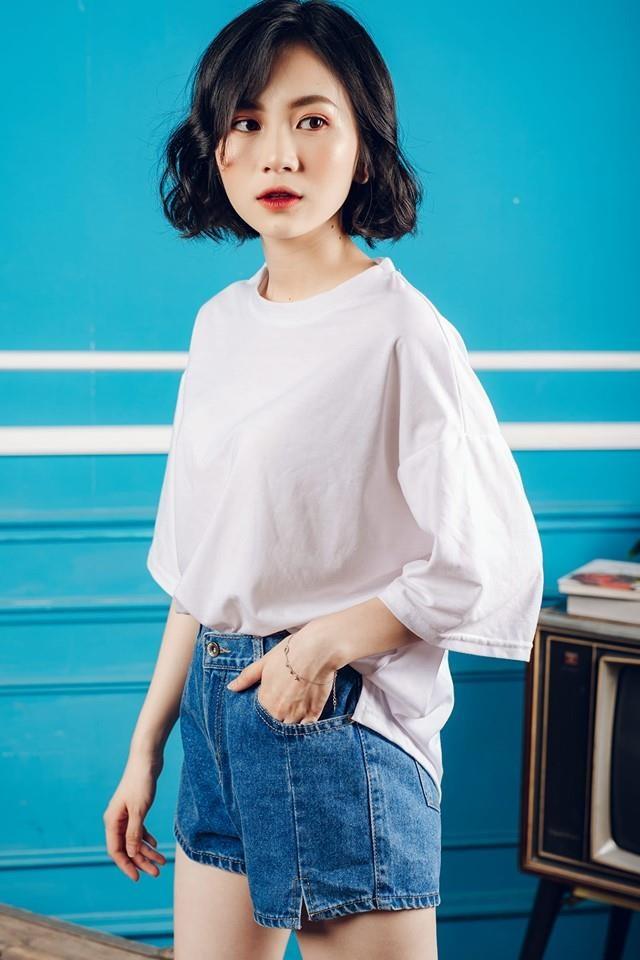 Hot girl anh the truong Y: 'Minh tu cham ban than duoc 5 diem thoi' hinh anh 9