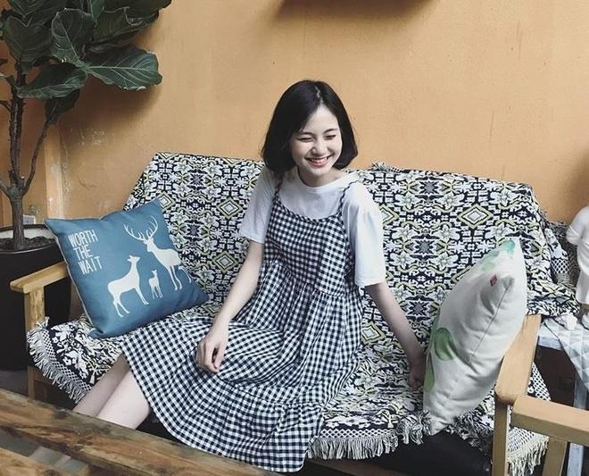 Hot girl anh the truong Y: 'Minh tu cham ban than duoc 5 diem thoi' hinh anh 8