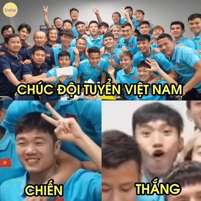 Dan mang che anh, co vu tuyen Viet Nam truoc tran gap Thai Lan hinh anh 6