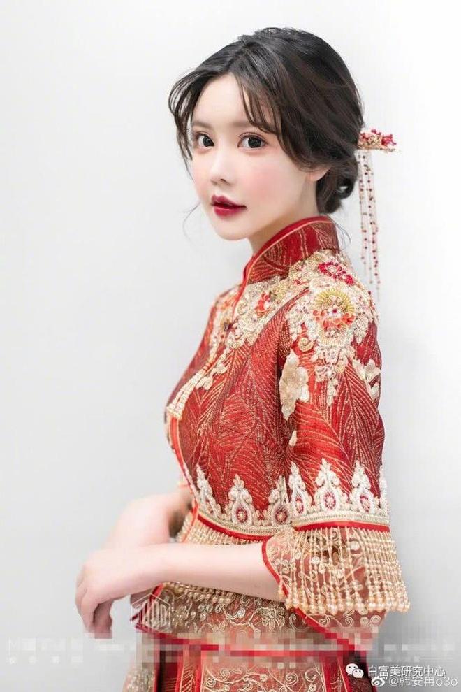 Dan hot girl Trung Quoc lo nhan sac gay that vong khi tham du dam cuoi hinh anh 10